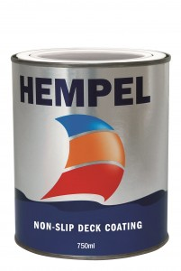 Hempel Non Slip Deck Coating 0,75 l - White