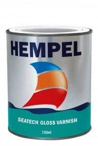 Hempel Seatech Gloss Varnish 0,75 L