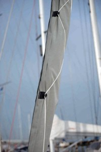 Blue Performance Furled HeadSail cover 12.5mtr.