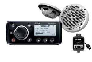 Fusion 205 Marine Radio Bundle