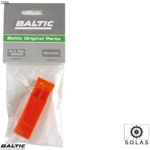 Fløjte Orange BALTIC 2508
